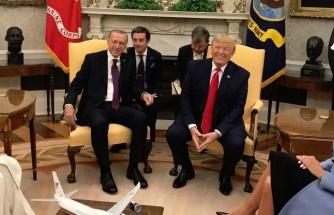 Trump-Erdoğan Görüşmesi: 'Güvenli Bölgeye 2 Yıl İçinde 1 Milyon Mülteci Yerleştirebiliriz'