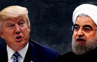Trump'tan İran'a gözdağı: Büyük bir itidal gösteriyorum