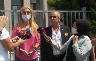 Tuğba Özay'dan suç duyurusu