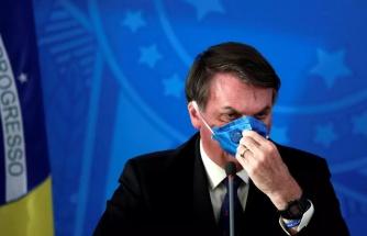 Tüm Programları İptal: Brezilya Lideri Bolsonaro'nun Covid-19'a Yakalandığı İddia Edildi