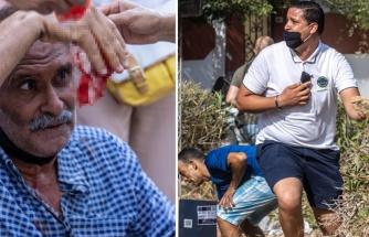 Tunus'ta hükümet feshedildi, halk sokaklara döküldü! Darbeyi organize eden ülkeden gelen kutlama mesajları dikkat çekti