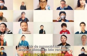 Türkiye'de Yaşayan Çinlilerden Ayrımcılığa Karşı Mesaj: 'Virüsü Dışla, Çinliyi Değil'