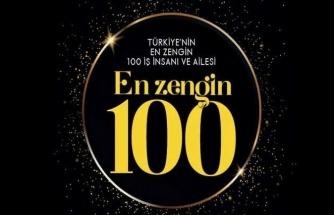 Türkiye'nin en zengin 100 ismi