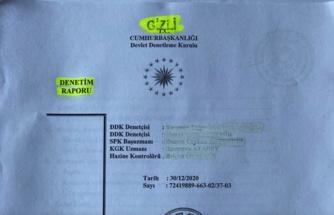Türkiye Varlık Fonu'nun Denetim Raporu 'Gizli' İbaresiyle Meclis'e Geldi: 'Neden Gizlenmek İsteniyor?'