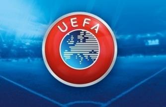 UEFA'dan flaş 'asker selamı' kararı!