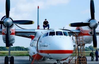Ukrayna'nın Ardından İran da Yangın Uçağı Gönderiyor