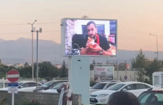 Ümit Erdim, görüntüleri izinsiz kullanıldığı için şikayetçi oldu