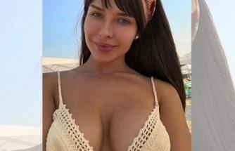 Ünlü model Maria Liman karantina için ilanla arkadaş arıyor