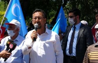 Urumçi katliamının yıl dönümünde Çin zulmüne tepki