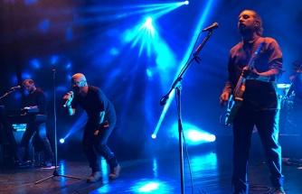 Üsküdar'da Gripin'den muhteşem konser