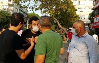 Uslan Artık Deli Gönül: Maske Takmadığı İçin Ceza Kesilen Kişi, 5 Dakika Sonra Yeniden Maskesiz Yakalandı