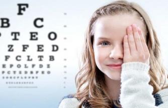 Uzaktan eğitimde çocukların gözlerini koruma rehberi
