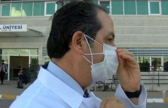 Vakalar artıyor… Uzmanlardan çift kat maske önerisi
