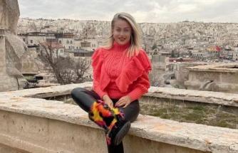 Yeliz Yeşilmen'den 'ibadet' paylaşımı