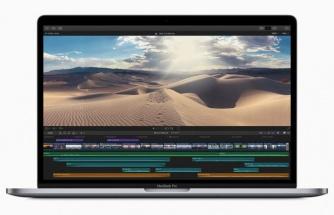 Yeni MacBook Pro'lar hazır