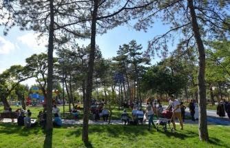 Yılların hasreti bitiyor: Ankaralılar teker teker yeşil alanlara kavuşuyor