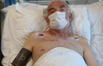 Yoğun bakımdaki corona hastası: 3 gün bu dünyada değildim