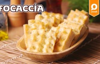 Yumuşacık Yassı Ekmek! Focaccia Nasıl Yapılır?