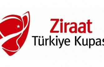 Ziraat Türkiye Kupasında ilginç eşleşme