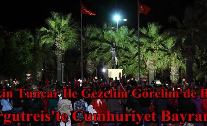 Berkin Tuncar İle Gezelim Görelim'de Bu Ay: Turgutreis'te Cumhuriyet Bayramı!