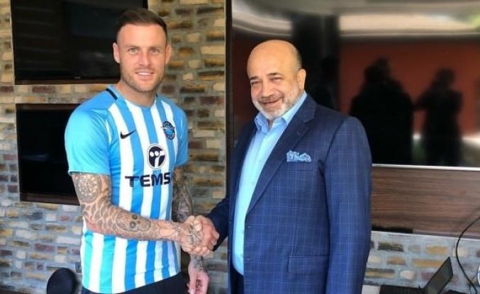 Adana Demirspor'dan flaş transfer!