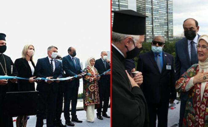 Amerika Ortodoks Kilisesi Başpiskoposu Elpidoforos'un Türkevi açılışına katılması Yunan basınını çıldırttı