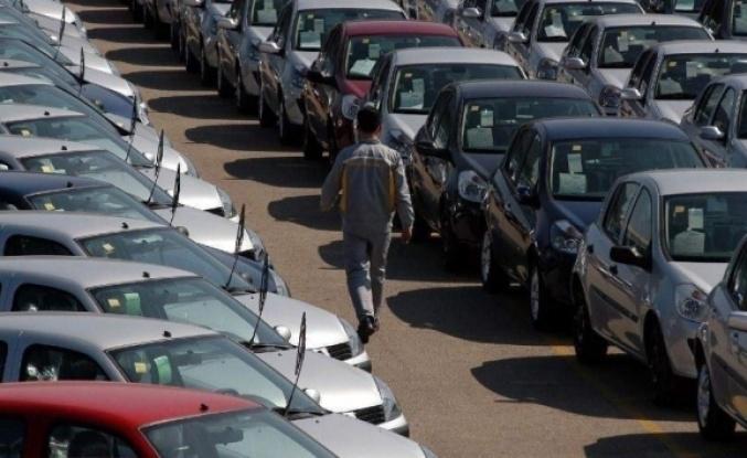 Avrupa otomobil pazarı ilk 8 ayda azaldı