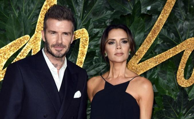 Beckham çifti evden çıkmadan ev aldı
