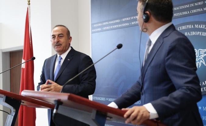 Çavuşoğlu: 'Doğu Akdeniz'de Üç Gemimiz Var, Dördüncü Gemiyi de Göndereceğiz'