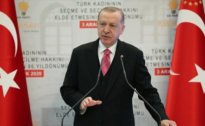 Erdoğan'dan İstanbul Sözleşmesi Yorumu: 'Toplumumuzu Ayakta Tutan Dinamiklere Zarar Vermeden Adım Atacağız'