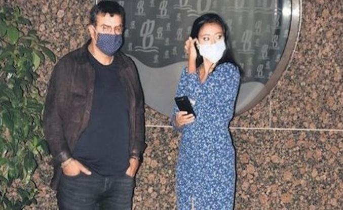 Evli ressam Ahmet Güneştekin yasak aşkıyla fena yakalandı
