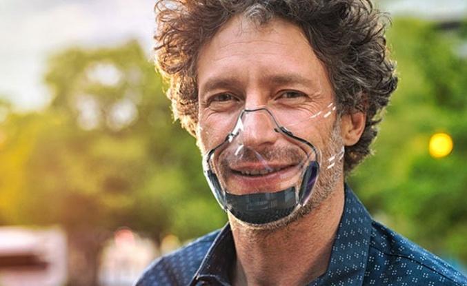 FDA onaylı ilk transparan maske!