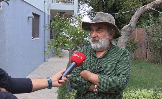 Halil Sezai'nin şiddet uyguladığı şahıs, 'balta' görüntülerinin sahte olduğunu söyledi
