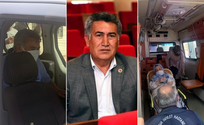 İYİ Partili Meclis Üyesi Boşandığı Gün Eski Eşini Bıçakladı