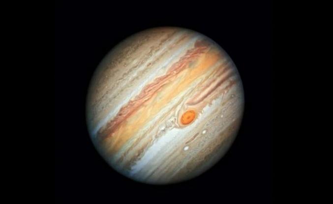 Jüpiter'in yeni bir uydusu bulundu