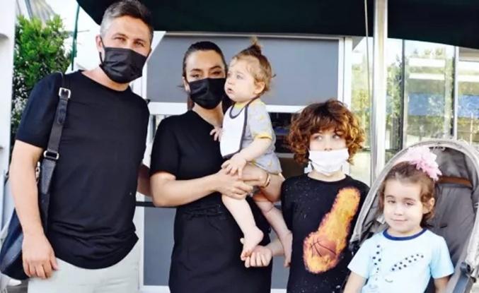 Sarıoğlu ailesinin akvaryum keyfi