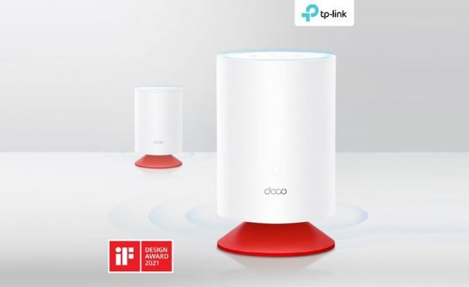 TP-Link'e 2021 iF Tasarım Ödülü