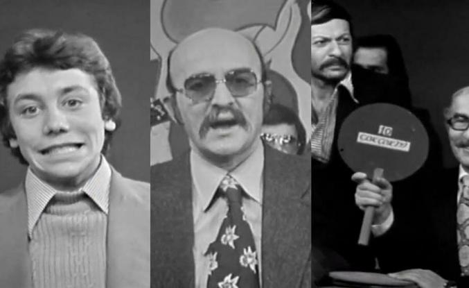 TRT'nin 1977'deki 'Yetenek Sizsiniz' Programı: Gülünüz Güldürünüz