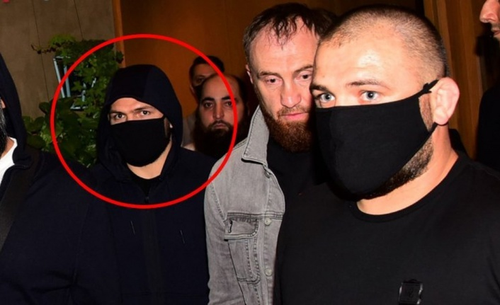 Khabib Nurmagomedov İstanbul'a geldi